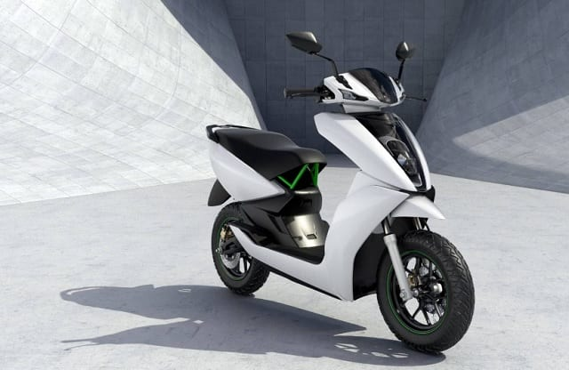 Ather Energy's S340 could be India's fastest electric scooter; Production to start early next year