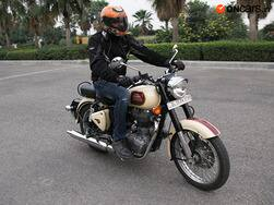 Royal Enfield Classic 500 road test review