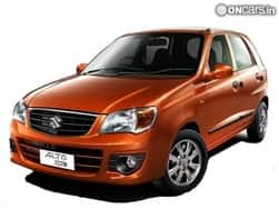 Scoop: Maruti Suzuki Alto K10 facelift coming soon