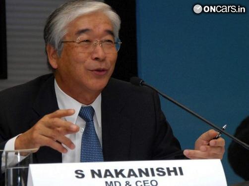Managing Director & CEO of Maruti Suzuki, Shinzo Nakanishi retires