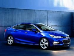 2016 Chevrolet Cruze to launch in India by early 2018