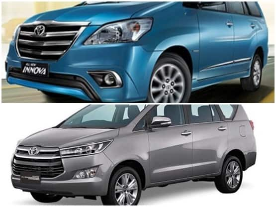 2016 toyota innova vs old innova spot the difference find new upcoming cars latest car. Black Bedroom Furniture Sets. Home Design Ideas