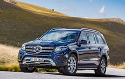 Mercedes Benz launches the GLS 400 4Matic petrol in India