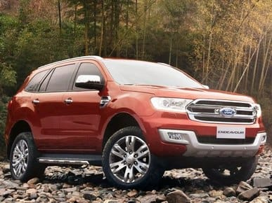 ford increases  prices   endeavour suv  india find  upcoming cars latest car