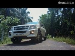 First Drive Review: The Big and Brawny Isuzu MU-7