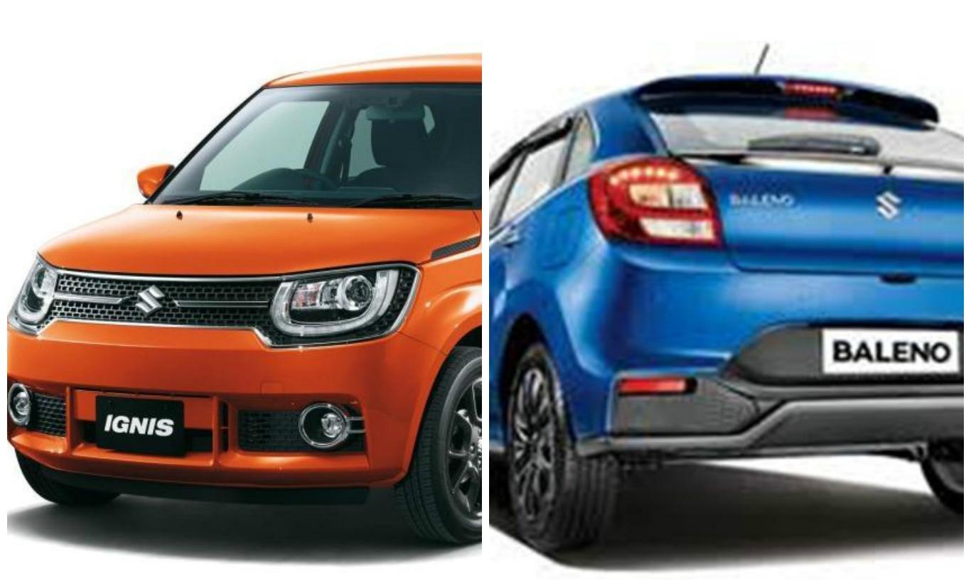 New Cars Maruti Ignis vs Maruti Baleno RS: What to expect