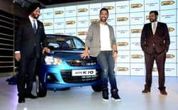 MS Dhoni Inspired Special Edition Maruti Alto 800 and Alto K10 launched