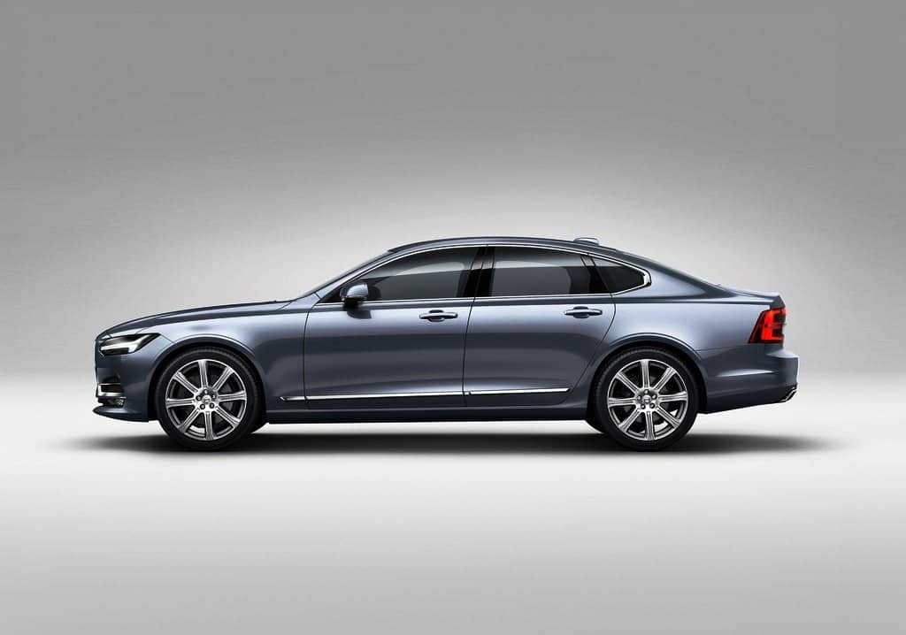 Volvo S90: What all to expect