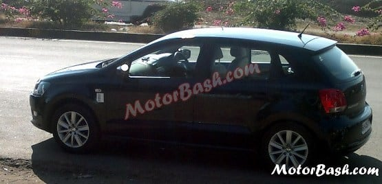 Scoop: Volkswagen Vento and Polo CNG caught