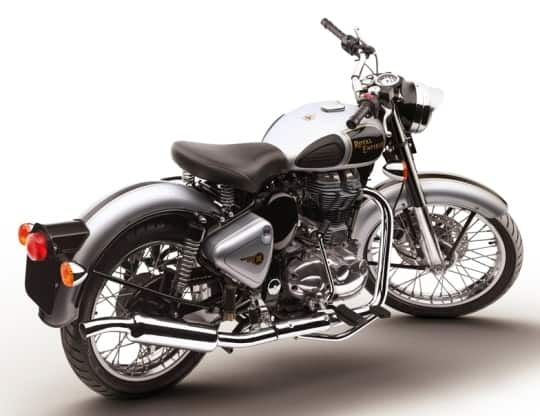 Royal Enfield Motorcycles: Royal Enfield Launches Classic