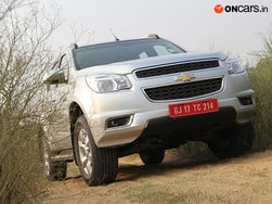 Chevrolet Trailblazer SUV launched, Price in India starts at INR 26.40 lakh