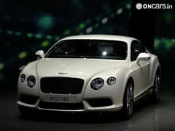 2013 Frankfurt Motor Show: Bentley Continental GT V8 S breaks cover