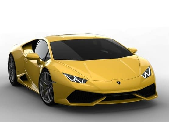 Video: Watch the new Lamborghini Huracan in action