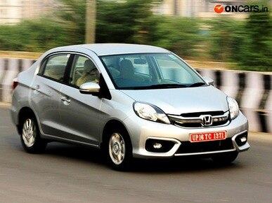 Honda Amaze crosses 2 lakh sales milestone in India