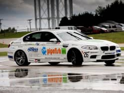 Video : Video: Watch BMW's driving instructor set a world record for world's longest drift!