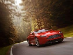 Aston Martin revises Vantage range for 2012