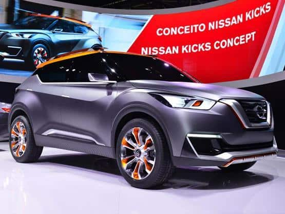 Nissan Kicks compact SUV to unveil at 2016 Rio Olympics | Find New ...
