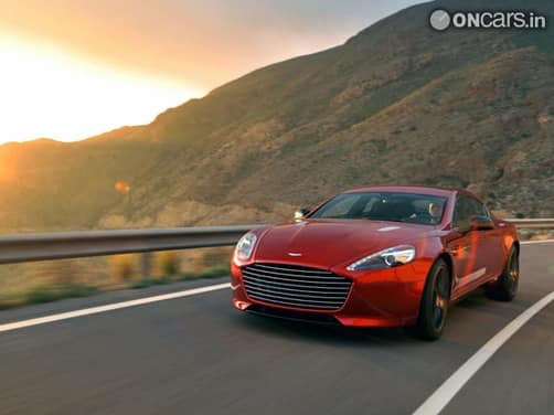 Video: 2013 Aston Martin Rapide S packs more power, fewer emissions