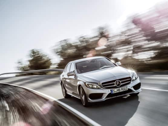 New Mercedes C63 AMG with twin-turbo V8 to arrive late next year