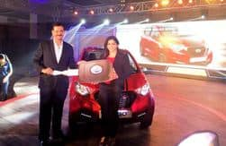 Sakshi Malik is first customer for Datsun redi-GO Sport