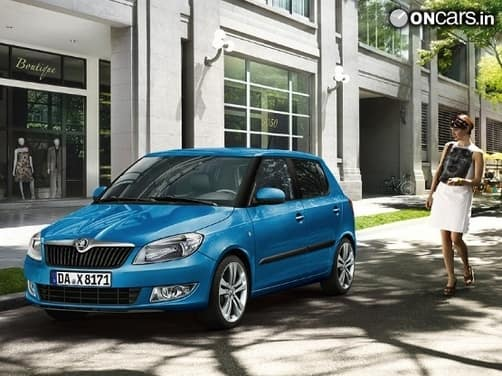 Skoda Fabia Cool Young Spirit Limited Edition Launched In Germany - Cool young cars