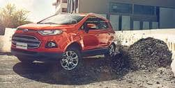 Updated 2017 Ford EcoSport with additional features likely to cost INR 9.89 lakh