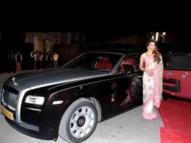 Top 4 Bollywood celebrities who own a Rolls Royce