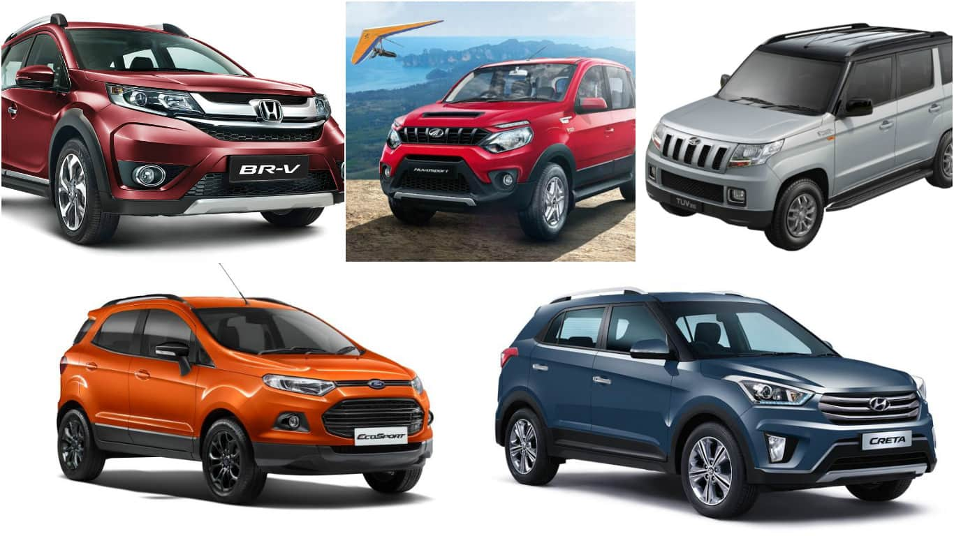 best mileage suvs in india find new upcoming cars latest car bikes news car reviews. Black Bedroom Furniture Sets. Home Design Ideas