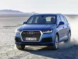 Audi recalls next-gen Q7 SUV in the US