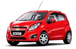 Chevrolet Beat records highest number of exports for GM India