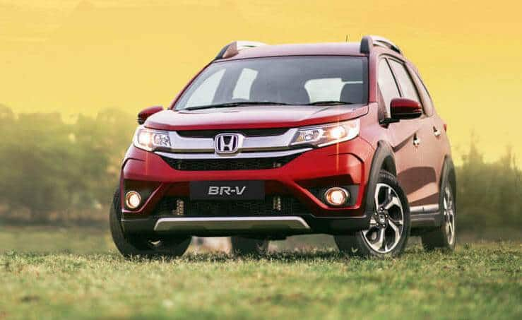Honda Car India Increases Prices Of BR V By INR 14000