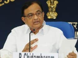 Former union minister Chidambaram's car rammed by his escort vehicle