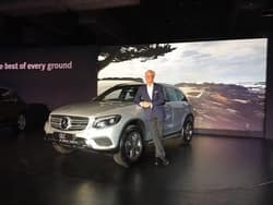 Mercedes Benz GLC price against competition