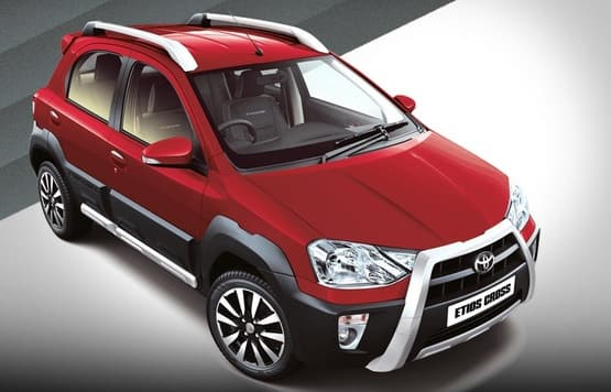 Price of Toyota Etios Cross 2014 in India: Variant  wise Price of New Toyota Etios Cross 2014