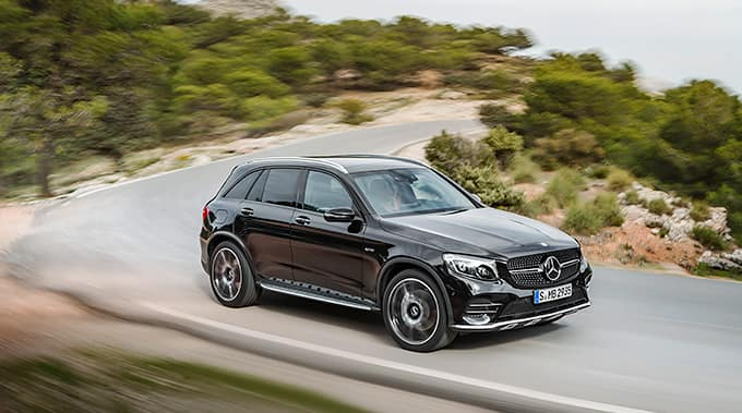Mercedes AMG GLC43 likely to launch this year in India