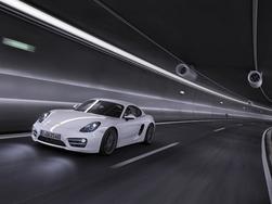 2012 LA Auto Show: Porsche unveils 2013 Cayman