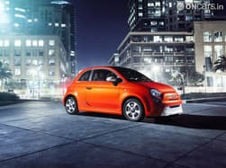 All-electric Fiat 500e leaked ahead of LA Auto Show debut