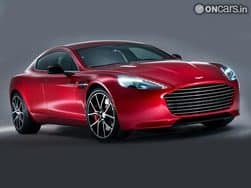 Aston Martin working on all-electric car based on Rapide: Launch likely in 2017