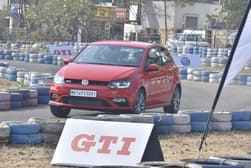 Volkswagen India organizes GTI Drive Experience