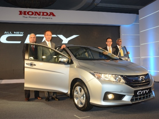 Fourth-gen Honda City launched at Rs 7.42 lakh