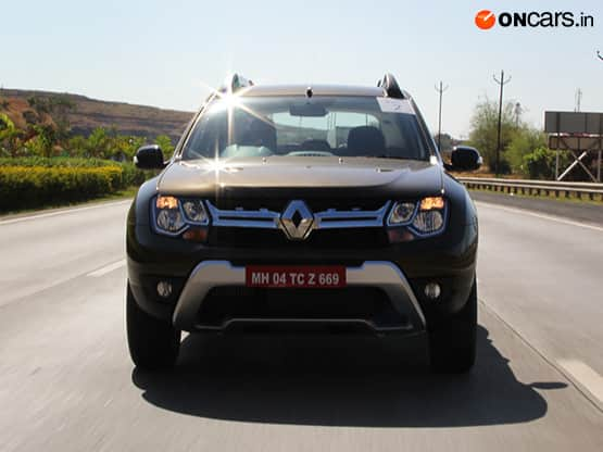 New Renault Duster 2016 - First Drive Review