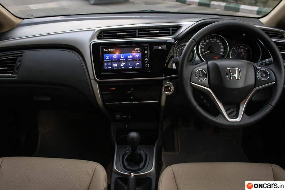 2017 New Honda City: First Drive Report