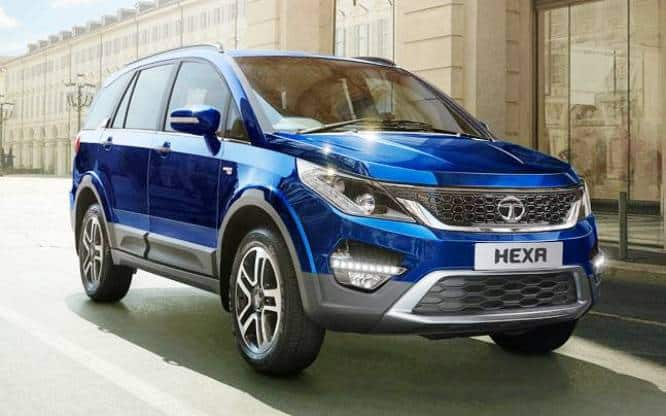 Tata Hexa launch India launch LIVE streaming: Watch live telecast of Tata Hexa launch
