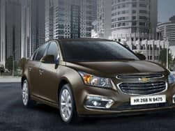 2016 Chevrolet Cruze Sedan gets new Burnt Coconut Colour for Holi
