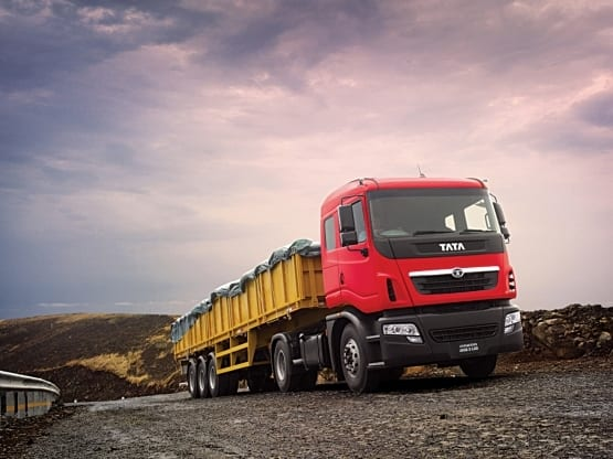 Tata Motors launches Prima range commercial vehicles in the UAE, Oman