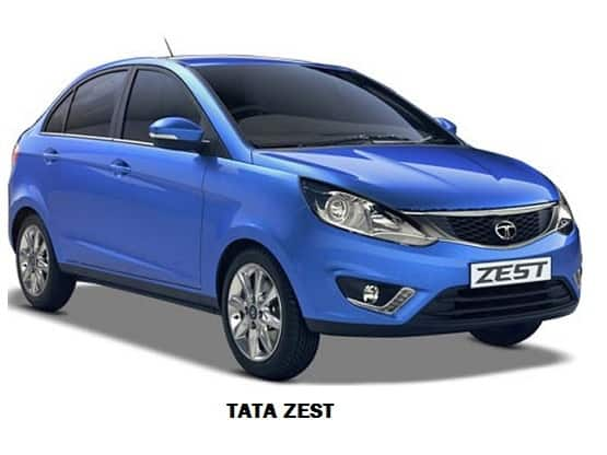 Tata Zest Launched in Kolkata: Price Starting from INR 4.82 lakhs