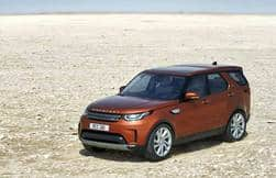 Land Rover Discovery Launched; Price in India Starts at INR 71.38 Lakh