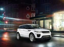 2017 Range Rover Evoque petrol launched in India at INR 53.20 lakh