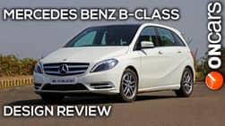 Video : More practical than the A-Class. Less so when it comes to appeal