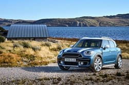 India bound 2017 MINI Countryman Revealed!